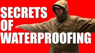 GORE TEX Technology - Waterproof & breathable fabric for Boots & Shoes