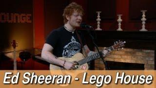 "Ed Sheeran ""Lego House"" live acoustic performance"