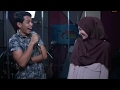 Aksi Romantis Khai Bahar dan Wany Hasrita
