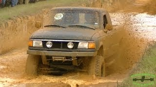 MUDDING!!  EVERYONE CAN DO IT!!
