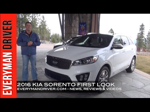 my First Review 2016 Kia