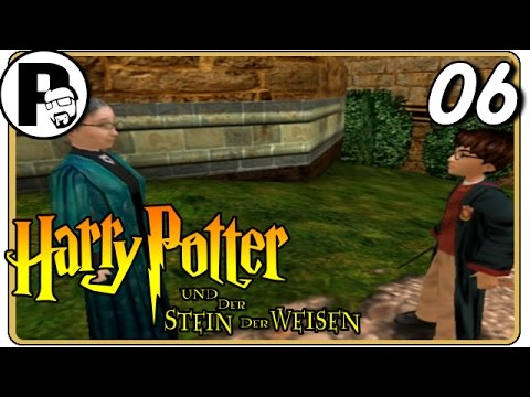 Harry Potter, der Stein der Weisen #06 - Ärger im Garten  I Lets Play Harry Potter