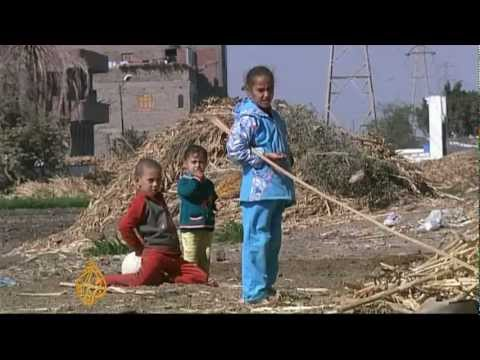 Egyptian village seeks real change