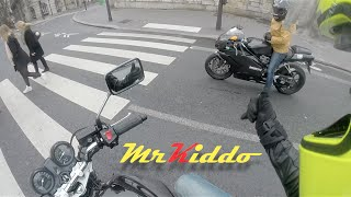 Random Footage #27: Daily Observations, Fails & Wins on a Honda CBF 600 NA & Honda CB 650 F