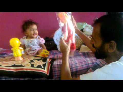 me marathi... baby video
