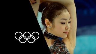 Spectacular Figure Skating World & Olympic Record - Yuna Kim  Olympic Records