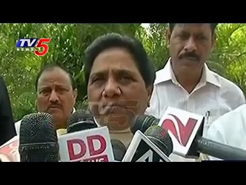 VVIP Choppers Scam | Mayawati Demands Supreme Court Monitored Investigation | TV5 News