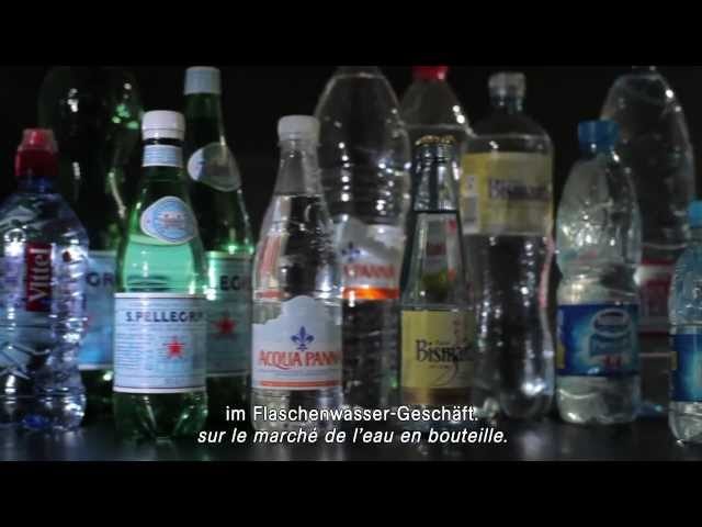 Bottled Life: Nestlé's Business With Water Trailer