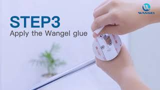 Wangel Towel Bar Installation Video
