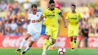 Resumen Villarreal CF 1 - 1 Hércules CF