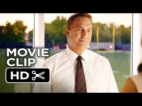 Draft Day Movie CLIP - Should I Pick Bo? (2014) - Kevin Costner, Jennifer Garner Movie HD
