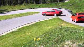 New 2015 Audi Coupé/Quattro/ Coupé S2 träff/meeting/treffen ( lovely sound)