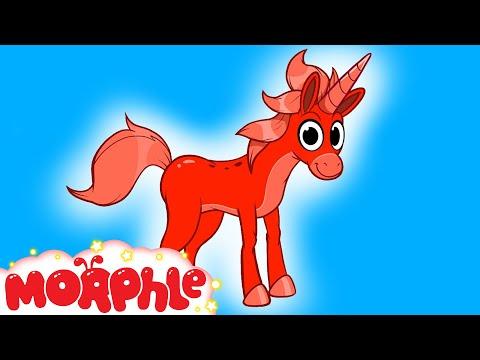 My Pet Unicorn - My Magic Pet Morphle Episode #4
