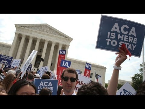 Republicans blast Supreme Court's Obamacare decision