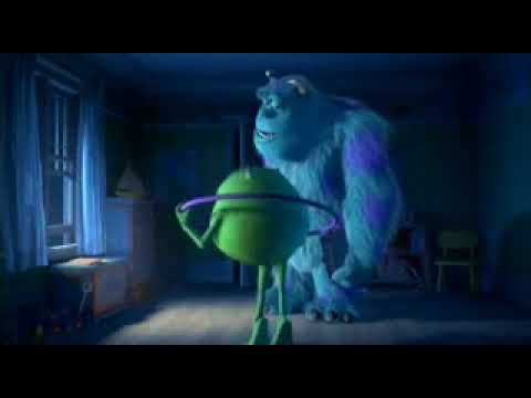 Monsters Inc. Trailer
