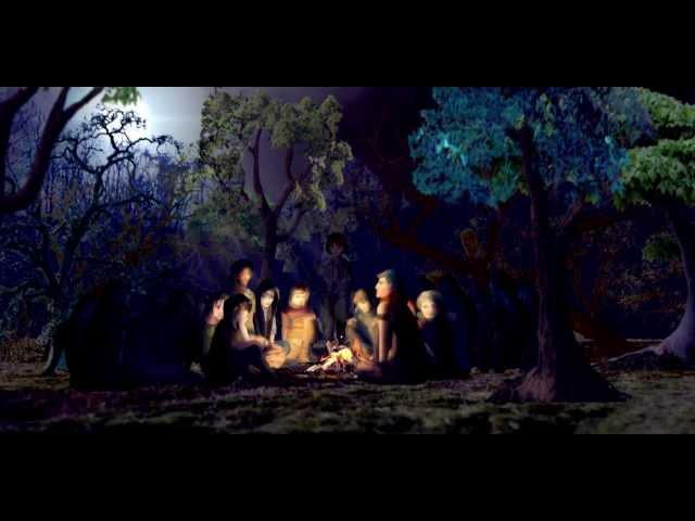 Bild från Filmen om Alvgrim