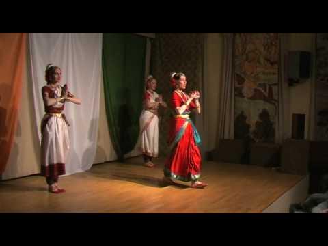 Mahalaxmi Ashtakam - AARTI Kuchipudi dance school