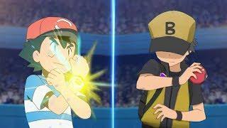 Pokemon Battle USUM: Ash Vs Brogamerchannel (200K Subscribers Special!)
