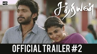 Sathriyan Official Trailer #2