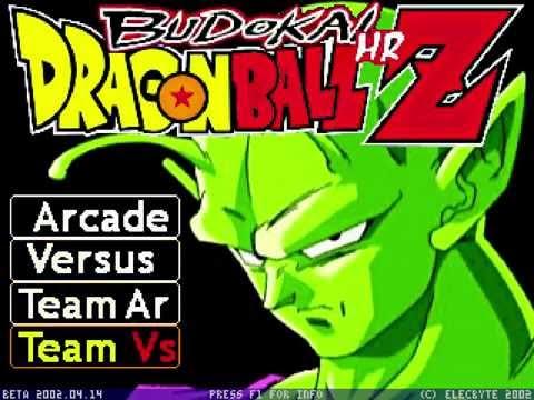 Dragon Ball Z Budokai HR 2014