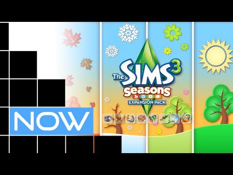 Sims 3 Seasons Review - NOW