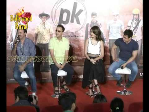 Teaser launch of Aamir Khan's film ''PK'' Part 2
