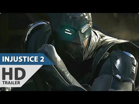 INJUSTICE 2 Gameplay (E3 2016)