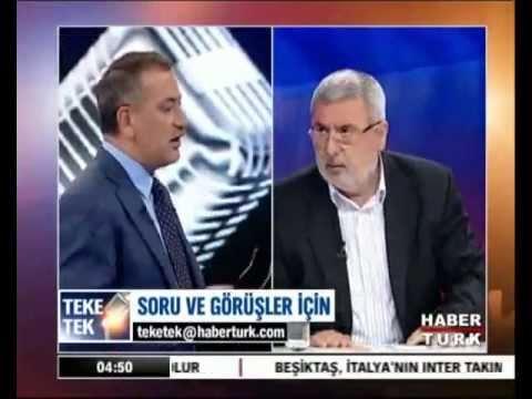 Fatih Altayli,Mehmet Metineri Kovdu,Rezil eti Teke Tek'te