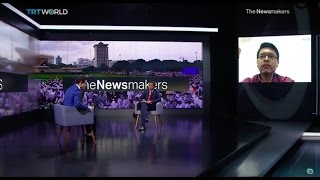 The Newsmakers: Indonesia blasphemy case and Italy's next chapter