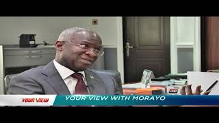 Fashola Speaks Exclusively With Morayo On Ambode, Sanwoolu, Power, Housing ... | Your View