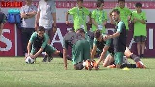 Tin Thể Thao 24h Hôm Nay (21h - 30/6): Ronaldo và Đồng Đội Tự Tin sẽ Khiến Uruguay Nếm Mùi Thất Bại