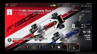 Gran Turismo™SPORT GT League F1500 Championship Race 5 Onboard