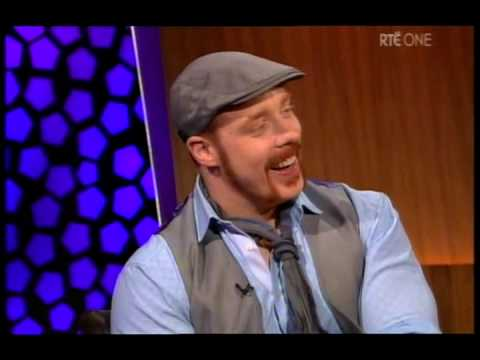 WWE Sheamus on The Late Late Show Ireland (Interview)