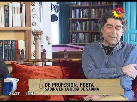 De profesión, poeta. Semana Sabina [1/5]