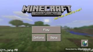 [BBCh.]~[Minecraft PE 0.14.0]สูตรหาหมู่บ้านNPC(Ep.2)