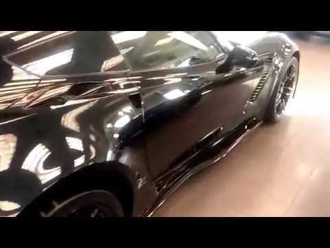 2016 chevrolet corvette stingray z06 w/ z07 package youtube