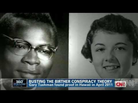 Busting the Obama 'birther' conspiracy -- Anderson Cooper 360