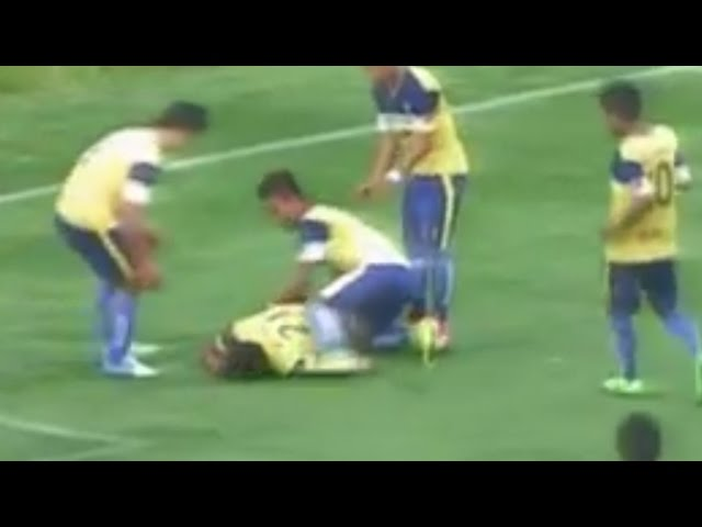 Celebration gone wrong: Goal celebration fail, celebratory gunfire at weddings - Compilation