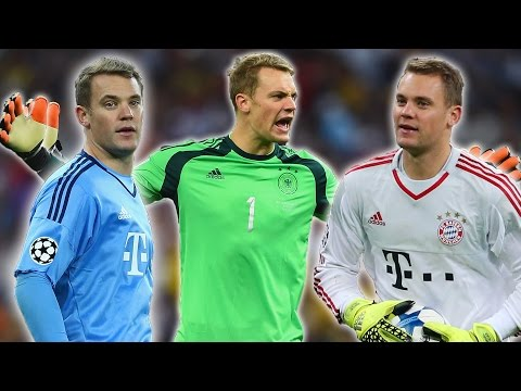 10 Things You Didn't Know About Manuel Neuer