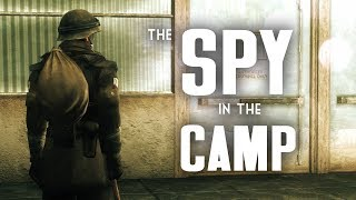 Camp McCarran Part 1: The Spy in the Camp - Fallout New Vegas Lore