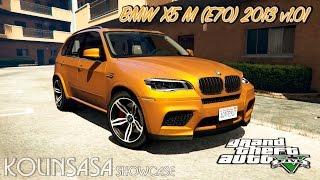 GTA 5 BMW X5 M (E70) 2013 v1.01