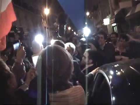 Nicolas Sarkozy le 2 Juillet 2014