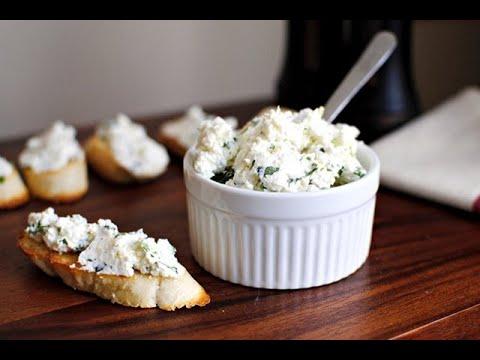 Сыр Рикотта из сыворотки. Ricotta cheese from whey.