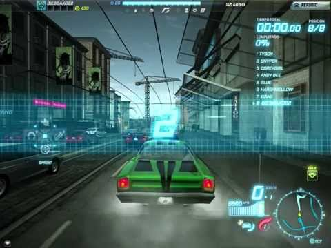 Need For Speed World Carrerita Rapida
