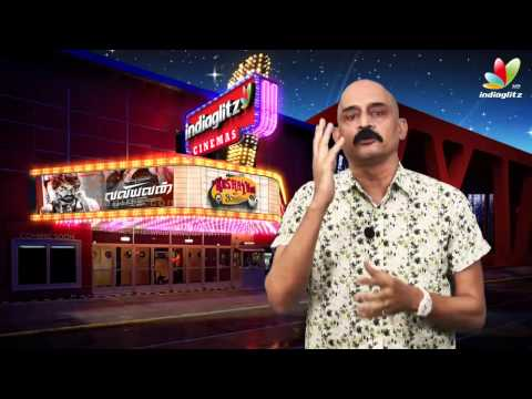 Valiyavan Review | Kashayam With Bosskey | Jai, Andrea Jeremiah  Tamil Movie video