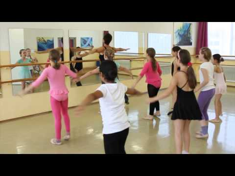 1. Linzer Ballettschule - Imagevideo (www.originvideo.at)