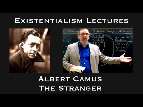essay on the stranger existentialism