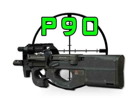 MW3 : : Multiplayer Gun Guide : : P90