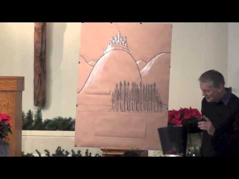Children's Bible Talk - The Parable of the Lamp under a Bowl