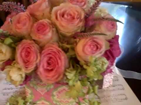 Baby Bridal Shower Centerpiece Idea How To Florist Part 2